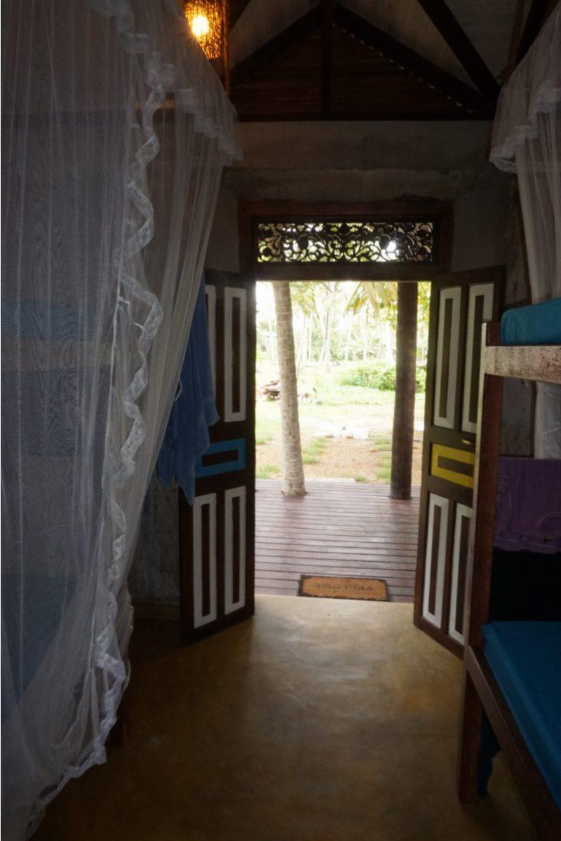 4 bed dorm 01 door
